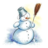 Frosty the Snowman?